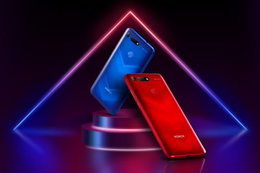 HONOR View 20 a fost premiat la CES