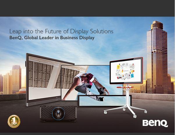 Descoperă cu BenQ viitorul soluțiilor de afișare, la ISE 2019