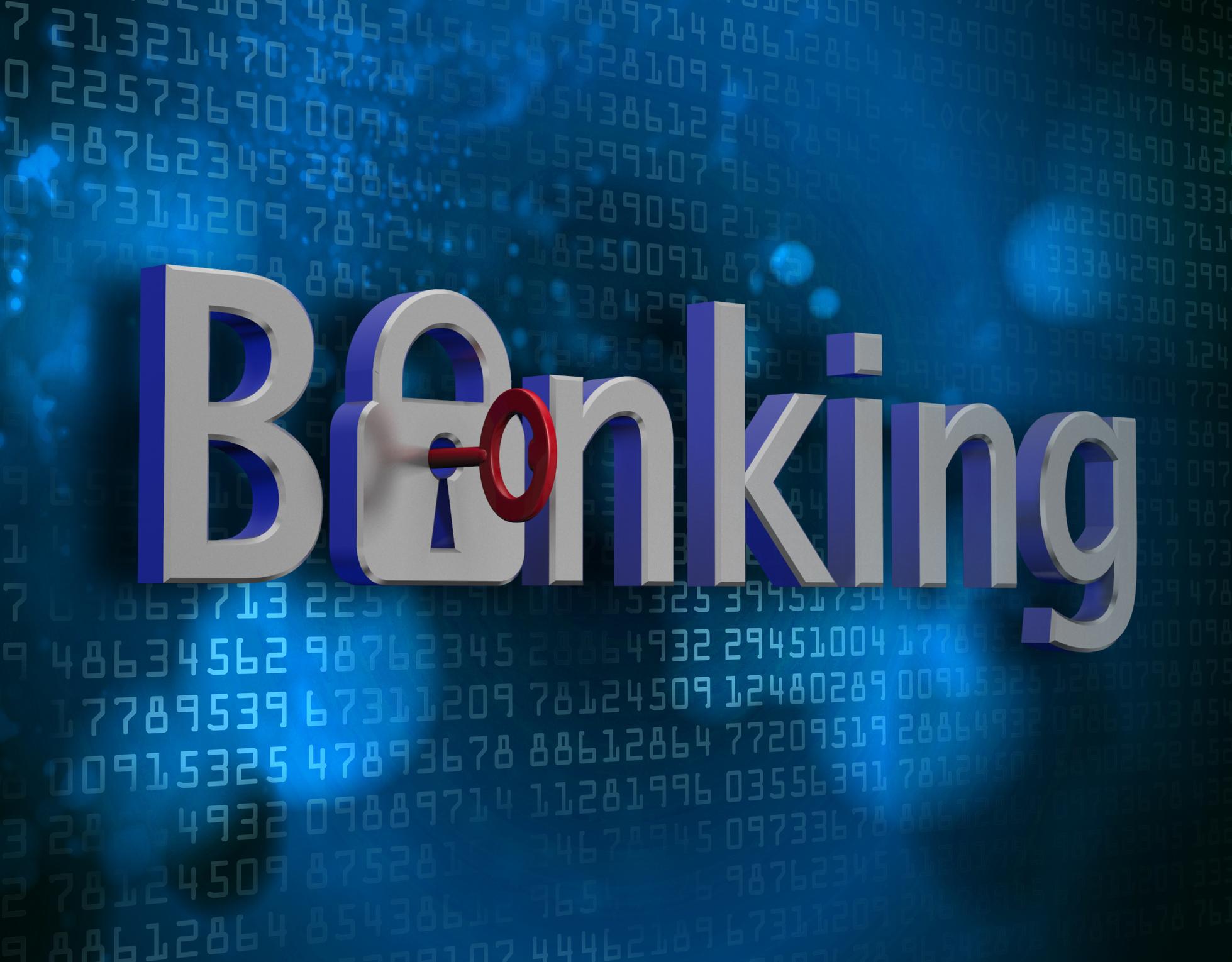 Securitate în mediul financiar