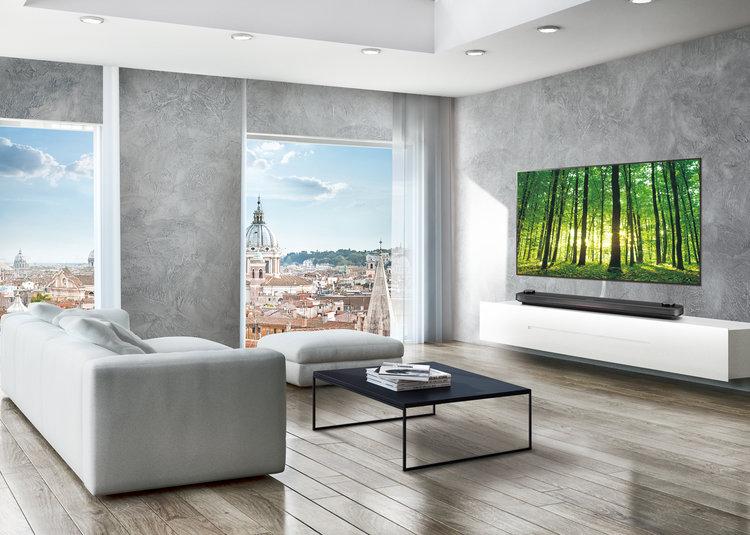 Seria WU960H de OLED-uri de la LG ajunge în hoteluri