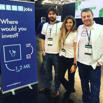 Start-up-ul MEDIjobs participă la TechStars Berlin