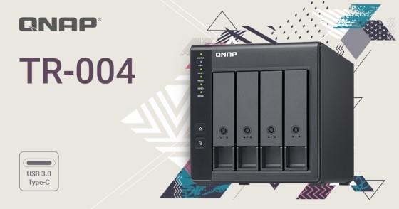 QNAP a lansat o unitate de extensie RAID cu patru sertare
