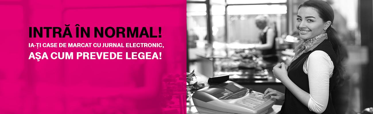 Case de marcat cu jurnal electronic în portofoliul Telekom