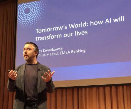 Utilizarea etică a inteligenței artificiale are capacitatea de a aduce cu adevărat era digitală în toate domeniile