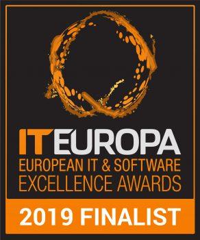 """LIFE IS HARD câștigă trofeul """"Soluția anului 2019"""" la categoria Public Sector or Utilities in cadrul European IT & Software Excellence Awards"""