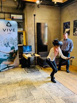 HTC VIVE aduce realitatea virtuală la un alt nivel în  România