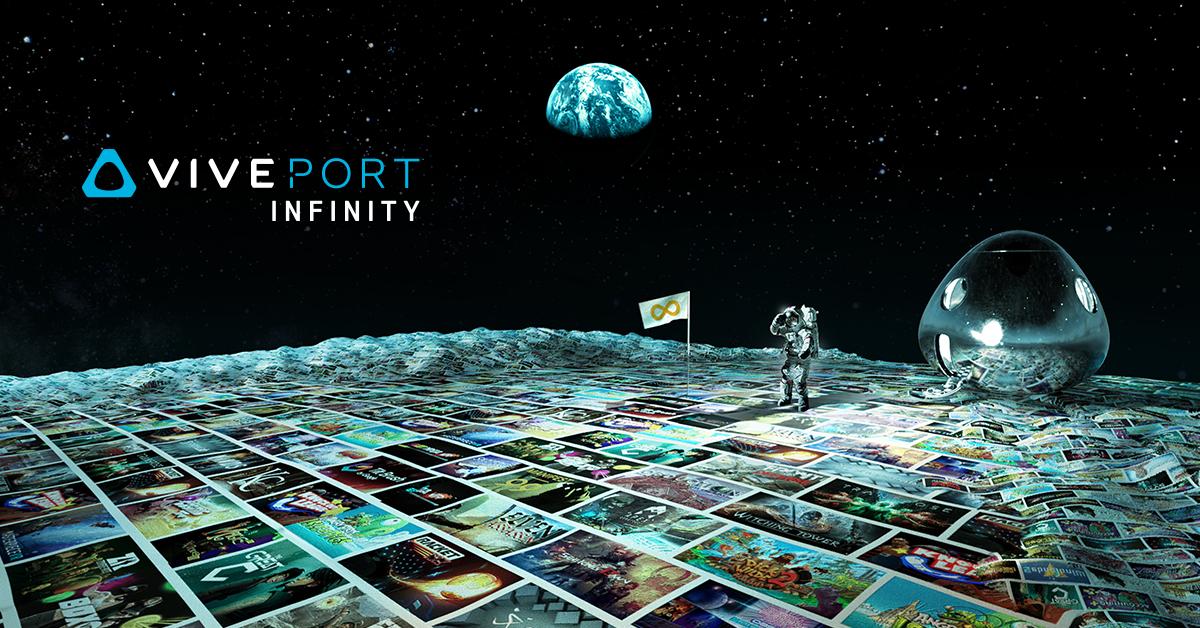 Viveport Infinity oferă gaming nelimitat pentru 60,99 lei pe luna, începând cu 2 aprilie