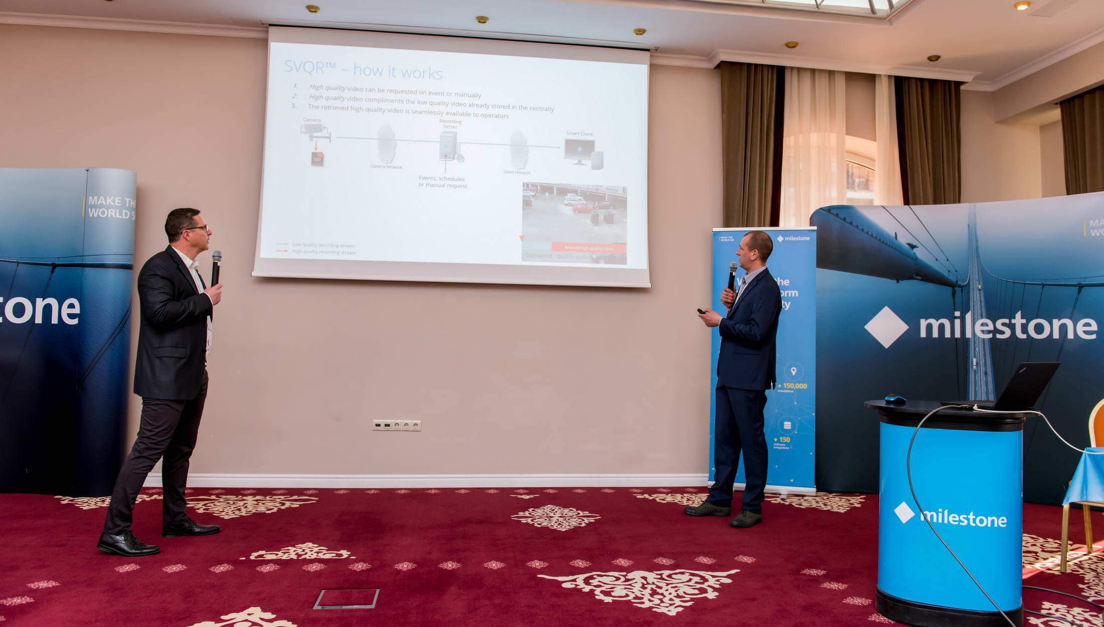 Membrii comunității reuniți la Milestone Integration Day Romania