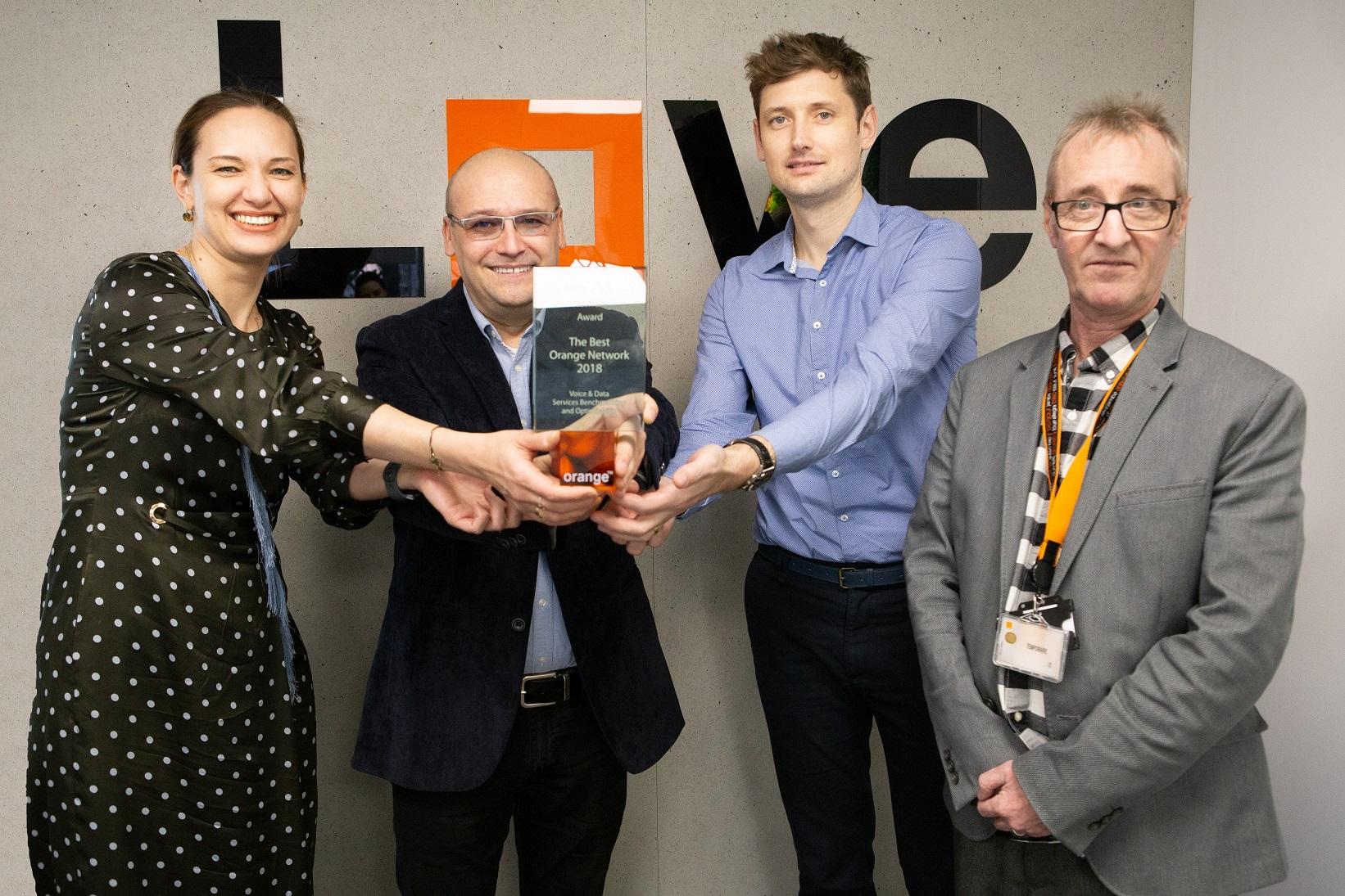 Noi standarde de viteză, calitate şi fiabilitate ale reţelei Orange