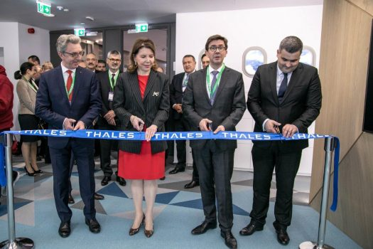 Thales a inaugurat un Centru de Excelenţă în Inginerie