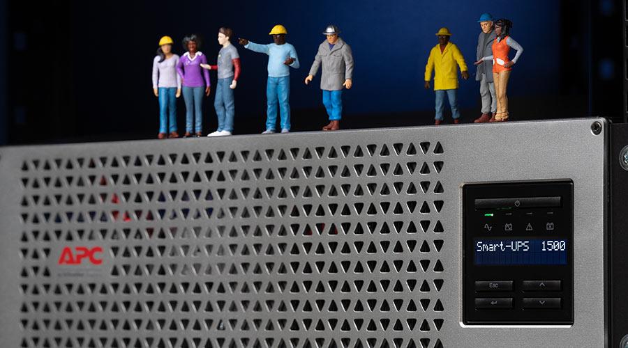 VRLA vs. Li-ion: Ce tip de baterie alegem pentru sistemele UPS monofazate?