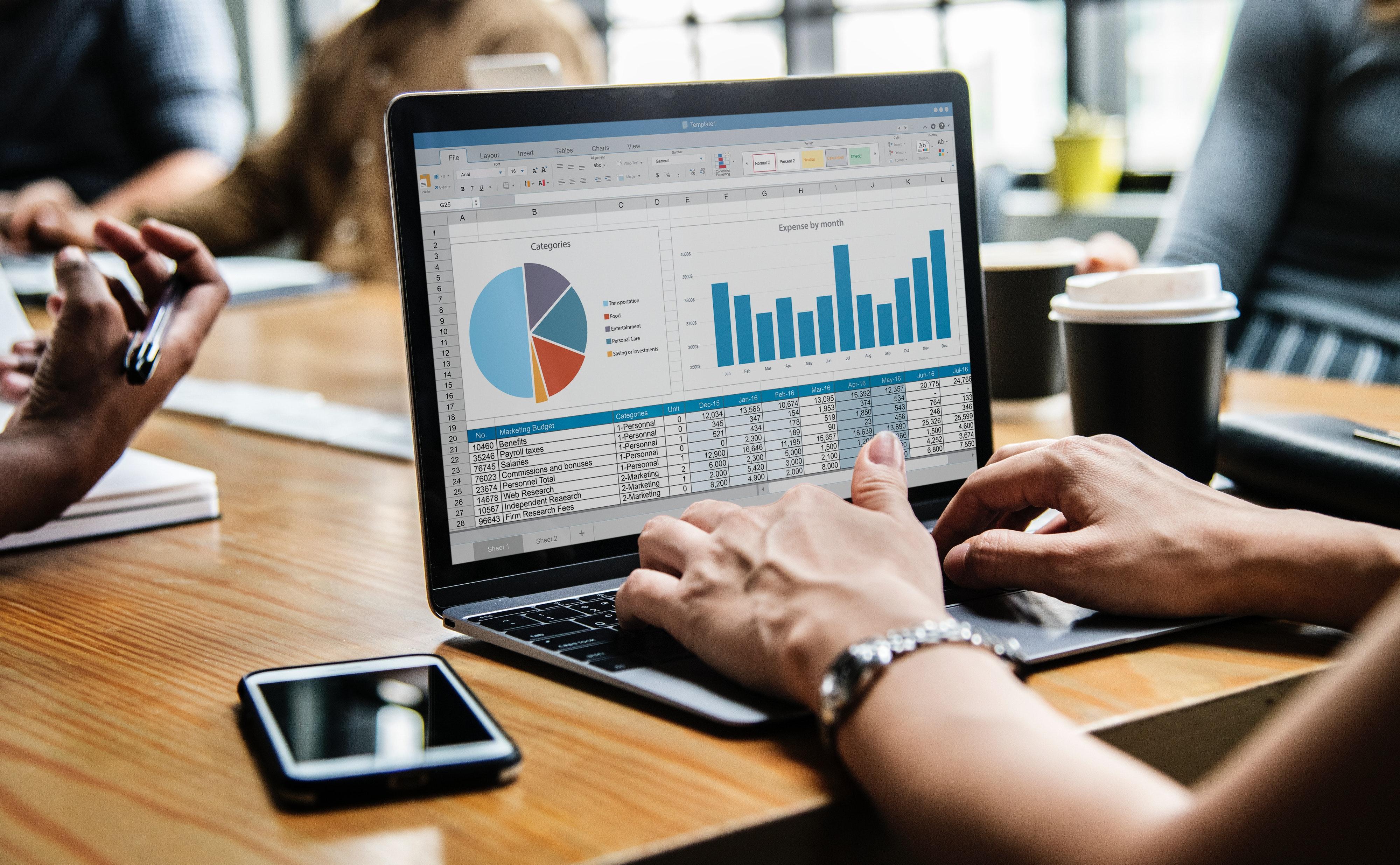 Digitalizarea printr-o soluție ERP