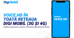 """""""Voice HD"""" devine disponibilă și pentru rețeaua 3G"""