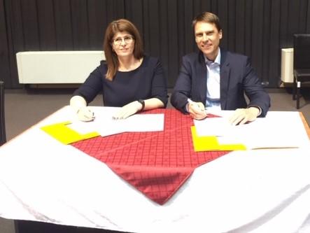 AHK România semnează un parteneriat cu ISJ Constanța