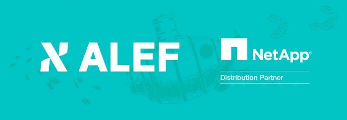ALEF Distribution devine unicul distribuitor al NetApp din Europa Centrala si de Est