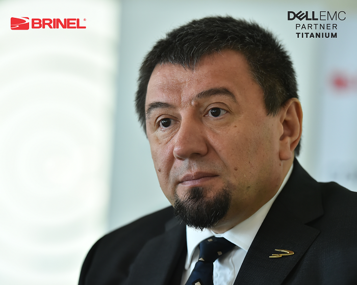 BRINEL confirmă și devine partener Titanium Dell Technologies