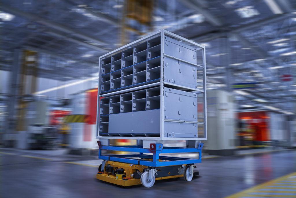 Microsoft și Grupul BMW lansează Open Manufacturing Platform