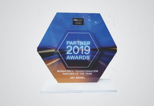 BRINEL, desemnat Dell EMC Workforce Transformation Partner of the year