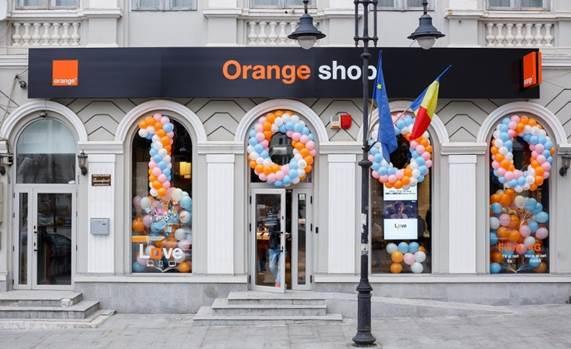 Orange România deschide smart shop-ul cu numărul 1.000 la nivel internaţional