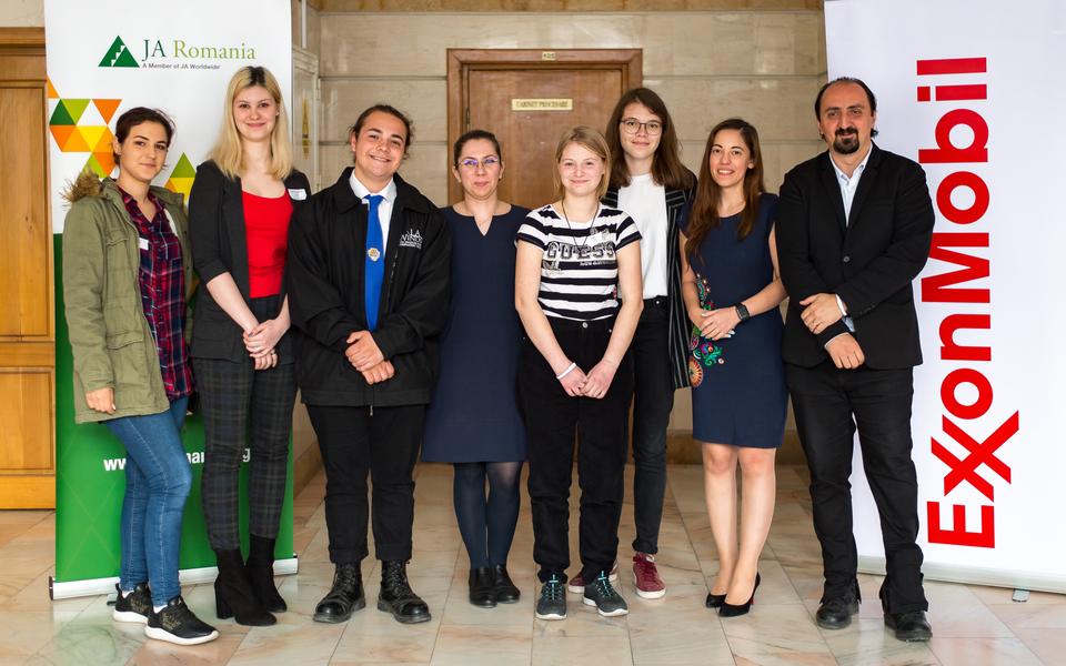 Finala europeană a competiției SciTech Challenge 2019