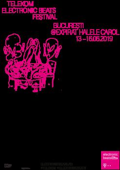 Telekom Electronic Beats anunță Festivalul în București, în perioada 13 – 16 iunie