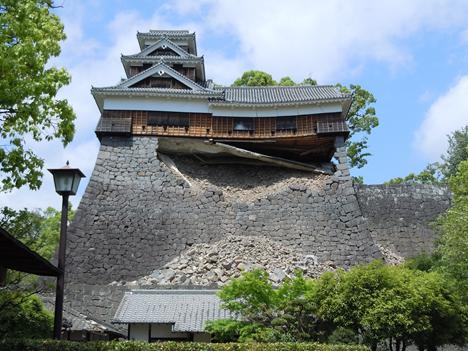 Fujitsu finalizează procesul de procesare a imaginilor pentru a sprijini restaurarea Castelului Kumamoto