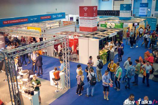 Companii mari vin la conferința dedicată developerilor