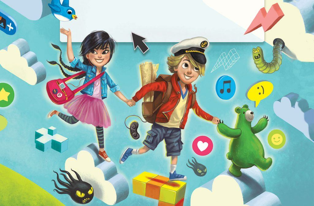 Kaspersky Lab lansează o carte de povești menită să contribuie la educarea copiilor privind mediul online