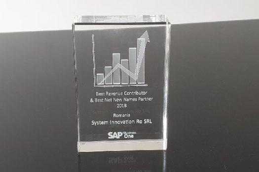 System Innovation Romania premiată la SAP SMB Innovation Summit 2019