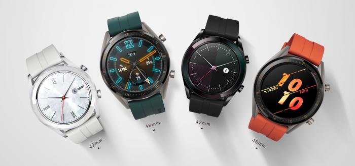 Două milioane de smartwatch-uri Huawei WATCH GT vândute la nivel global