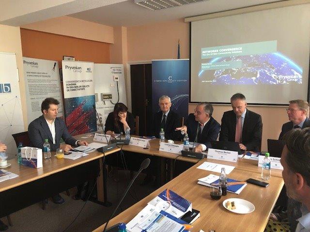 Cablul hibrid, dezvoltat în România la fabrica Prysmian – soluția la provocările tehnologice globale ale viitorului