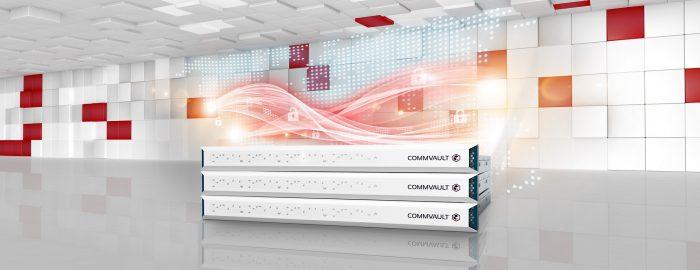 Fujitsu oferă mai multe opţiuni de backup cu noile aplicaţii Commvault HyperScale™