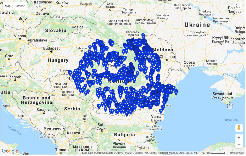 Berzele unesc toți distribuitorii de energie electrică din România