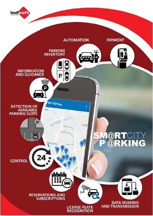 SM@RT CITY P@RKING – Soluție software inteligentă pentru managementul parcărilor