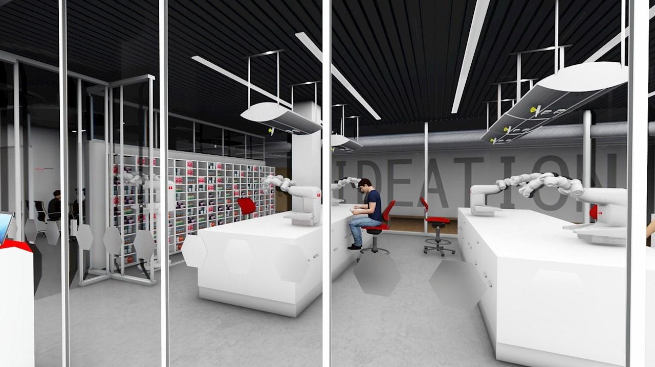 ABB Robotics dezvoltă soluții pentru spitalul viitorului