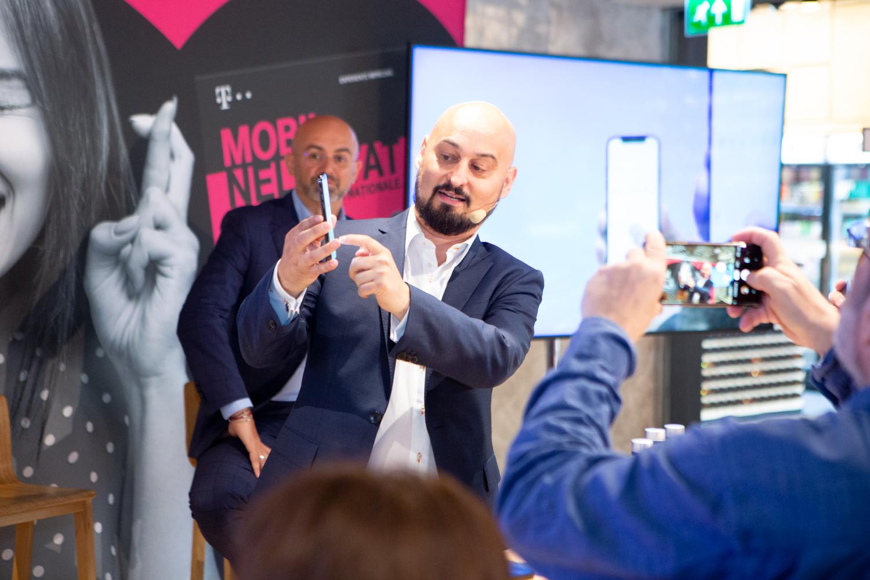 Telekom Romania lansează Mobil Nelimitat, produs disponibil acum în magazinele Mega Image și Shop & Go