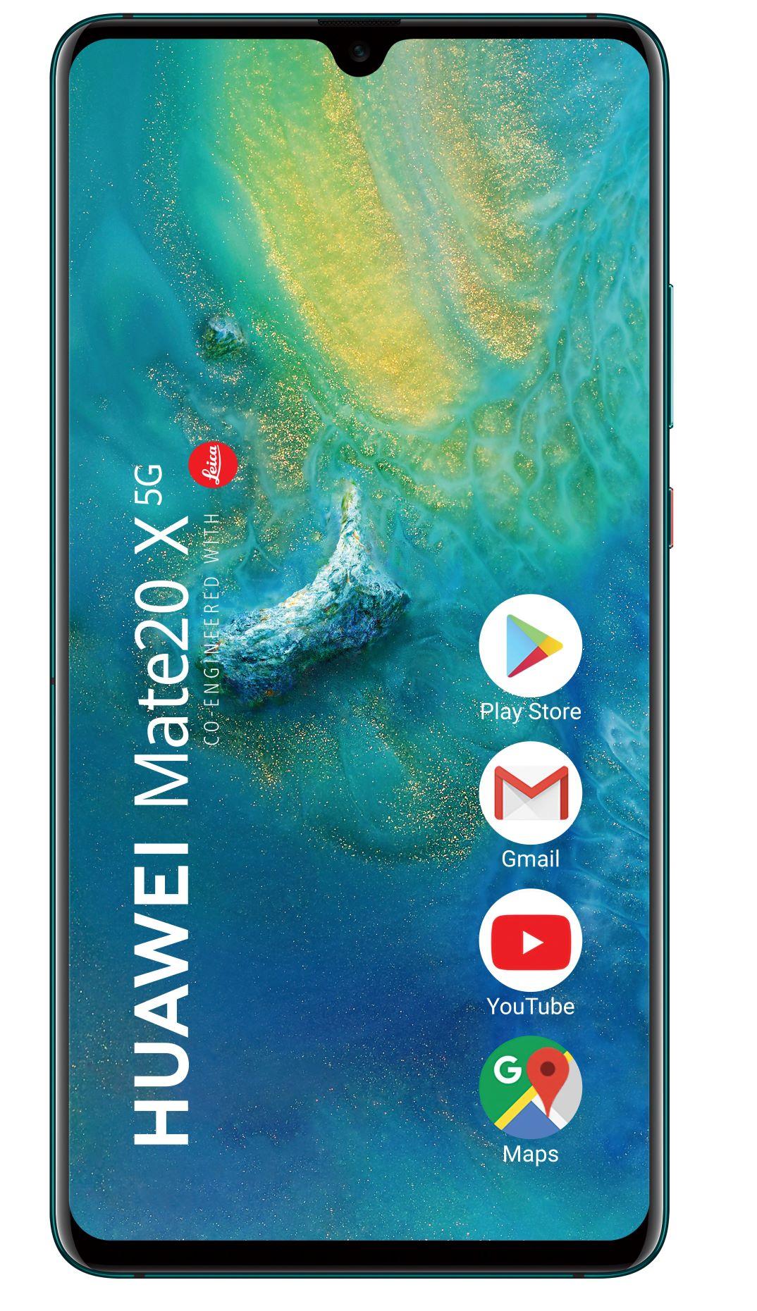 HUAWEI Mate 20 X (5G): primul său smartphone comercial 5G