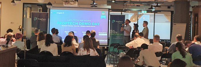 Evenimentul PropTech Demo Day și-a desemnat câștigătorii