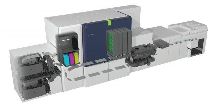 Xerox lansează Baltoro HF, o nouă presă de producție