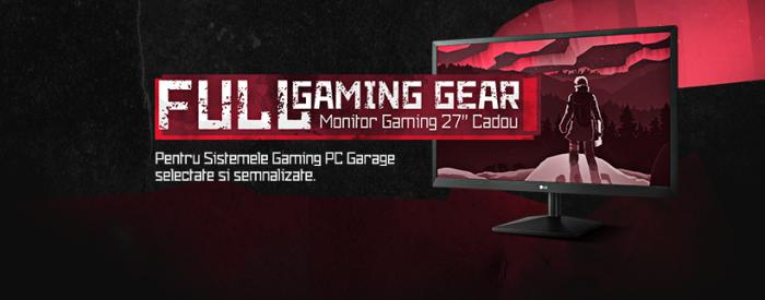 PC Garage anunță o campanie fulger, pentru pasionații de jocuri