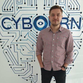 Catalin Moisei - CTO CyBourn