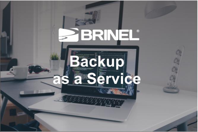 BRINEL intră pe piața de servicii de tip Backup As A Service!