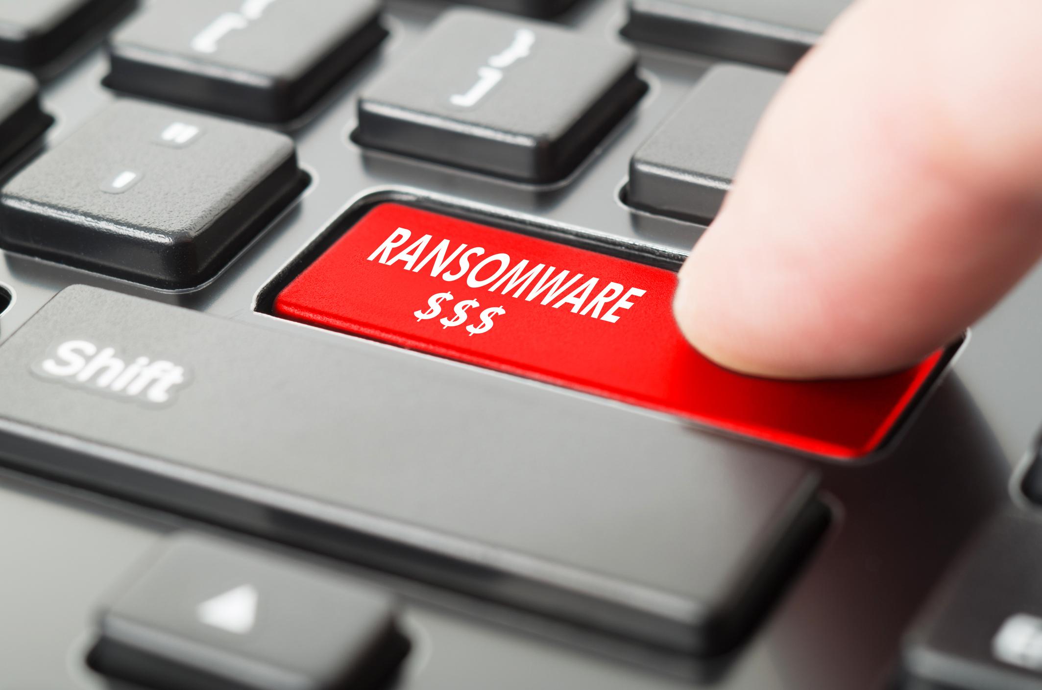 1 din 3 atacuri ransomware vizează utilizatorii de business
