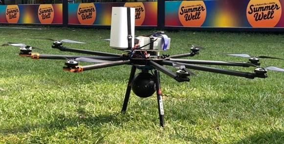 Orange face o nouă demonstraţie a tehnologiei 5G în condiţii reale de utilizare, la Summer Well