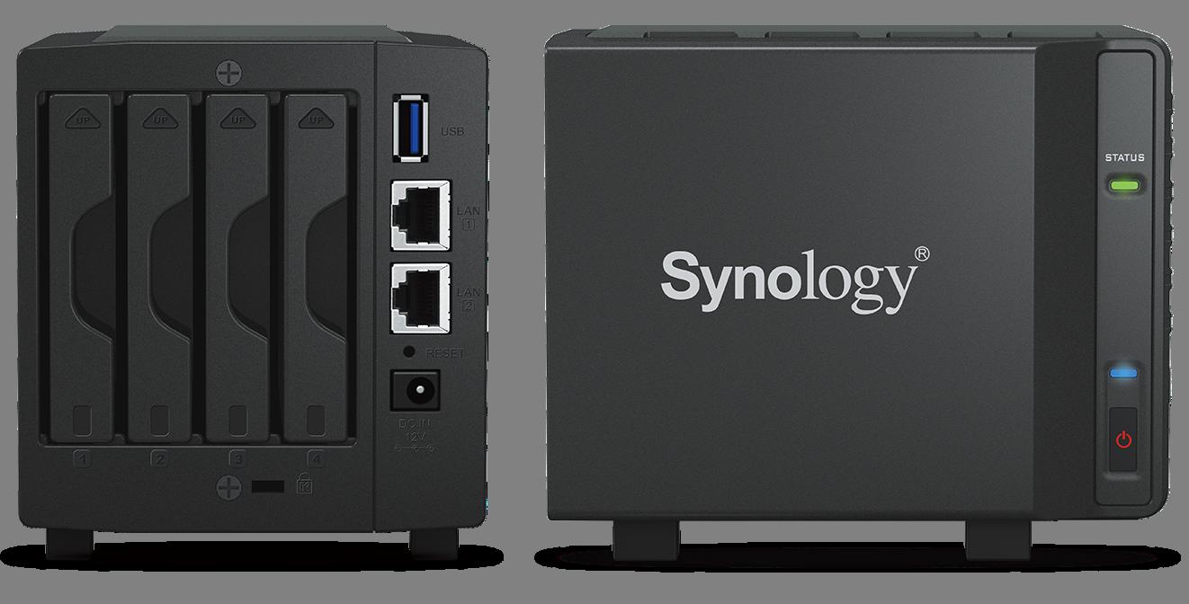 """Synology anunță DS419Slim, un mini NAS pe """"steroizi"""""""
