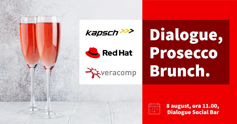 VERACOMP și Kapsch, împreună la Dialogue Red Hat