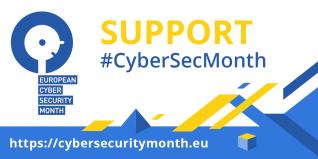 A început Luna Europeană a Securității Cibernetice (ECSM) 2019