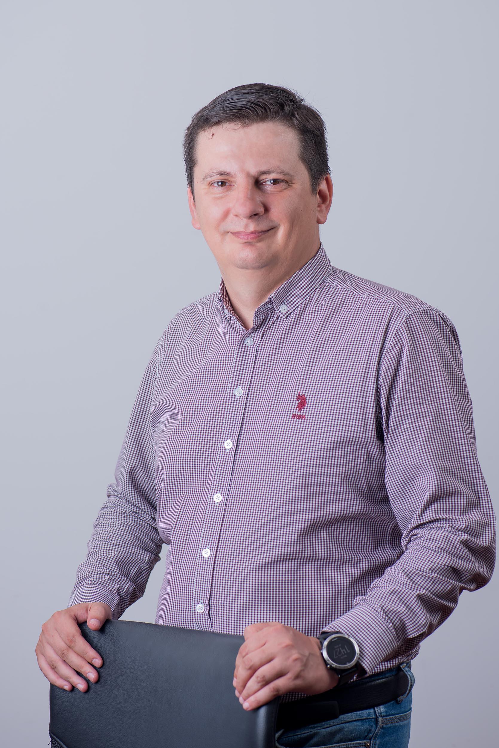 George Topalov, Vertiv: De la cloud la edge