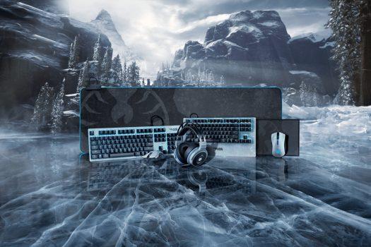 Gama de periferice speciale Razer, branduite cu jocul Gears 5