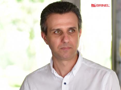 Robert Iordache, Director Business Solutions BRINEL